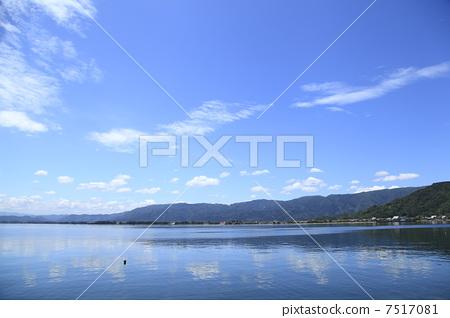 滋贺县 琵琶湖 滋贺
