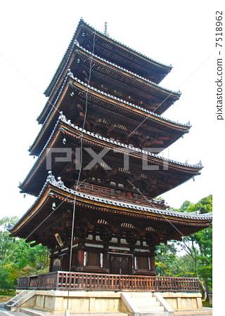 浮屠塔 神社和庙宇