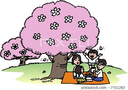 家庭树 插图