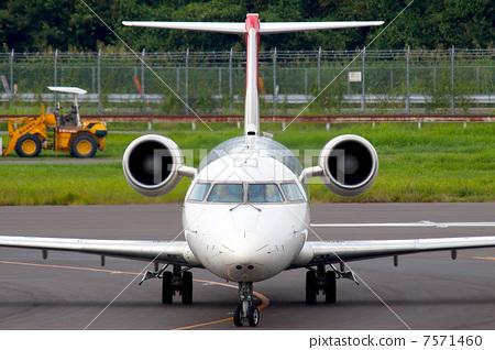 正面 飞机 客用飞机