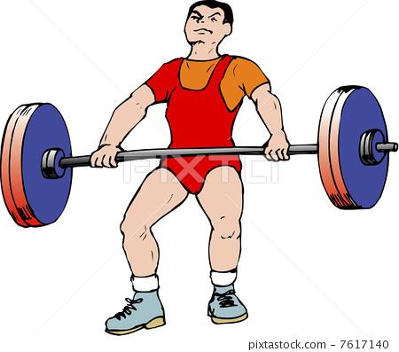 举重锻炼方法图解