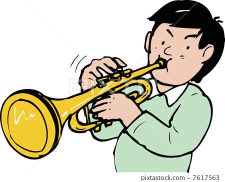 管乐器 stock photos