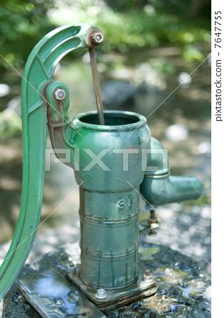 水井自动上水控制柜电路图