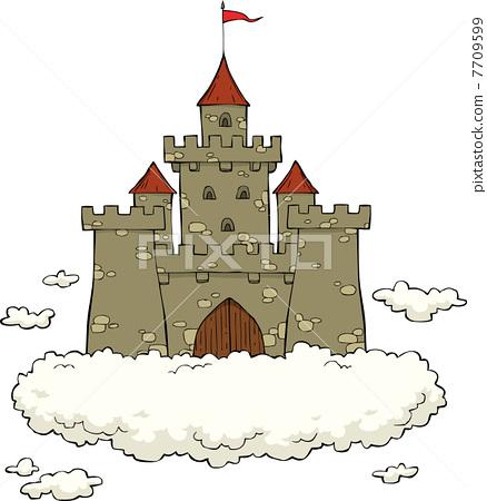 碉堡 矢量图