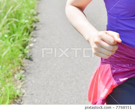 运动_运动 减肥_训练 奔跑 马拉松赛跑 慢跑 奔跑  *pixta限定素材仅