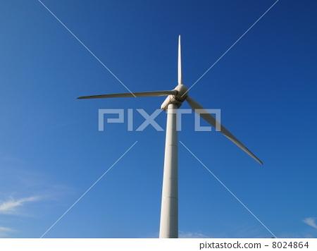 风能 风能发电机 发电机