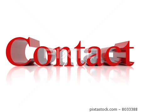 插图素材: contact