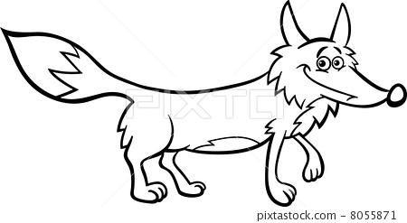 kate-fox手绘线稿