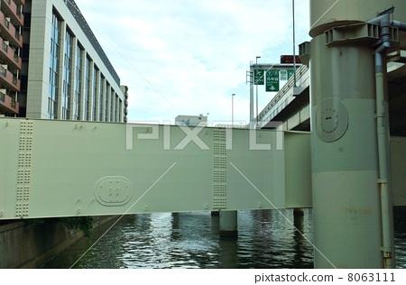 照片 交通工具_交通 交通设施_建筑 桥 码头 桥墩 桥  *pixta限定素材
