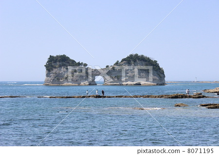 円月岛 和歌山