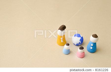 图库照片: 粘土 粘土工作 用粘土做东西