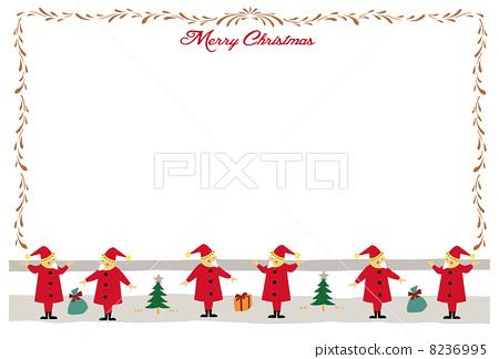 图库插图: 矢量 圣诞节 耶诞
