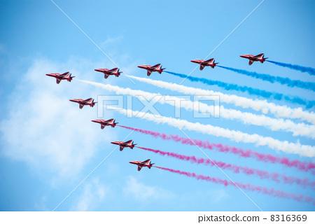 喷气式飞机模型制作图片大全/喷气式飞机模型/喷气式