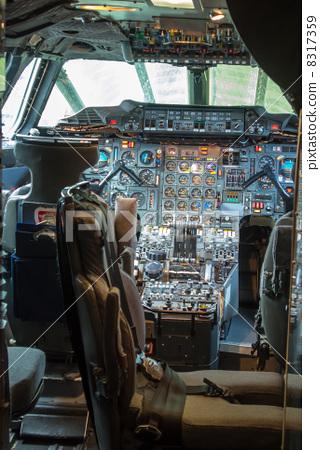 驾驶舱 飞机 stock photos