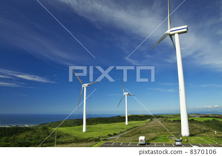 风力涡轮机 风车 风速