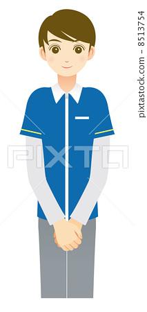 服装 工作服 设计 矢量 矢量图 素材 制服 213_450