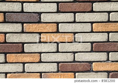 房子外部 墙壁 砖头 墙壁 墙  pixta限定素材      砖头 墙壁 墙