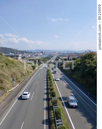 高速公路 路 熊本