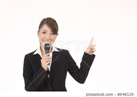 女企业家 女企业家 事业女性 商界女性  授权信息此素材有模特摄影