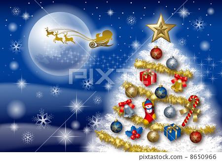 圣诞节 树 尤尔