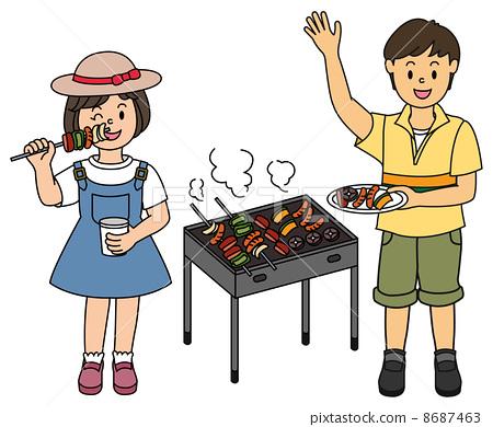 串烤 烧烤