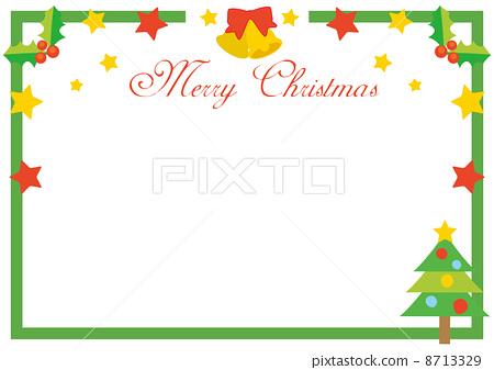 圣诞节 尤尔 边框
