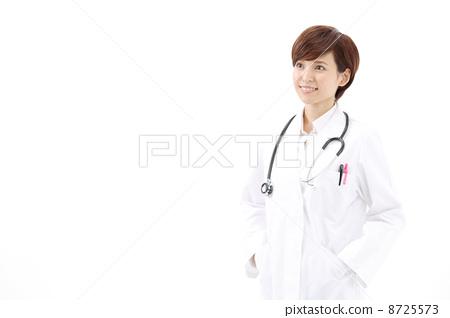 照片素材(图片): 牙齿矫正医师 医生 博士