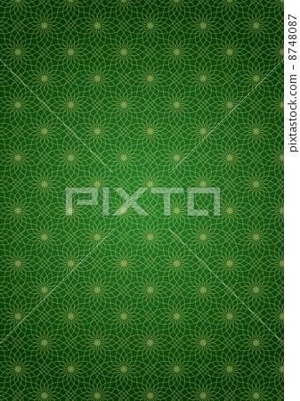 绿色 背景素材 图案