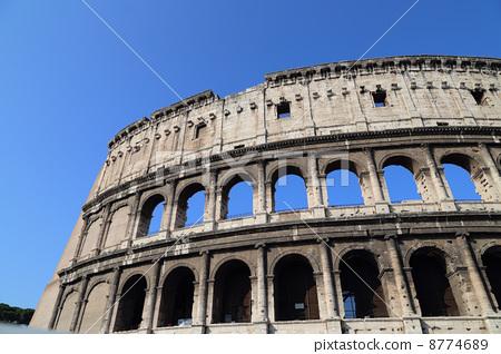 图库照片: 罗马圆形大剧场 古罗马 露天剧场