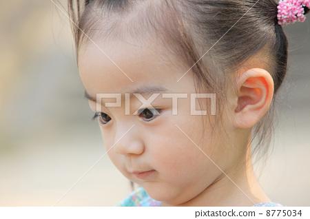 可爱小孩单人qq头像