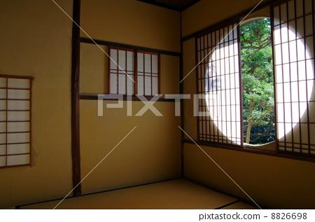 新中式 圆窗 设计