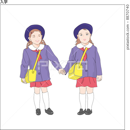 插图素材: 小孩 人 人物
