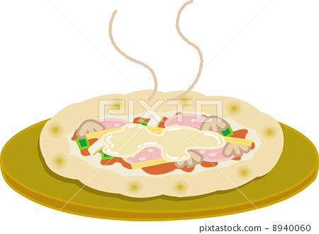 食物 腐坏 披萨