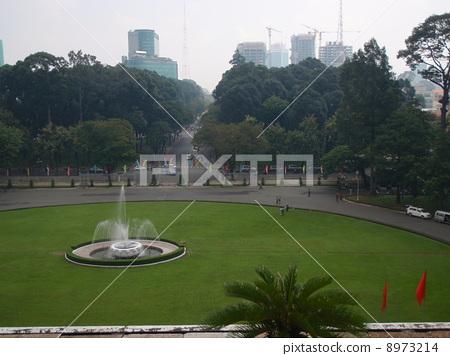 风景名胜 东南亚 胡志明市