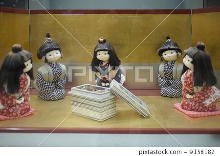 图库照片: 童歌 日本玩偶 日本风格