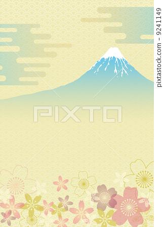 日本风景 背景
