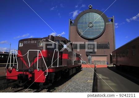 柴油发动机 摩卡铁路 无轨列车