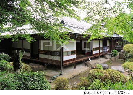 四国岛 日式房屋