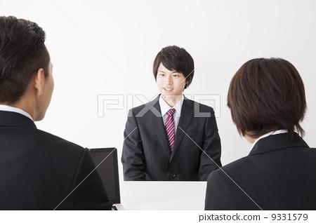 首页 照片 商务_工作 商务场景 面试 面试 采访 面谈  *pixta限定素材