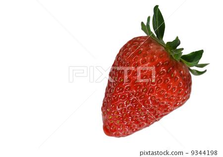 白底 首页 照片 蔬菜_食品 水果 草莓 草莓 水果 白底  pixta限定素材