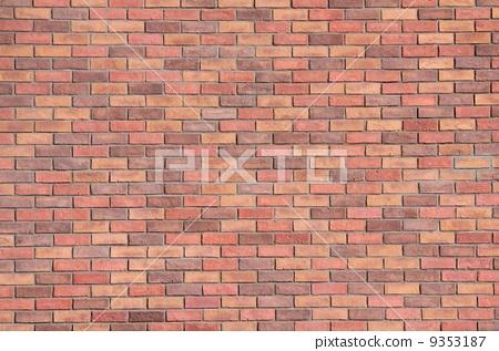 房子砖头矢量图
