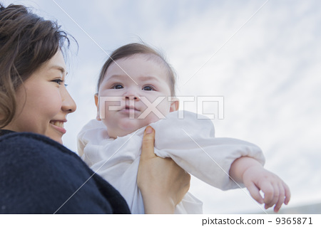 父母和小孩 人类 人