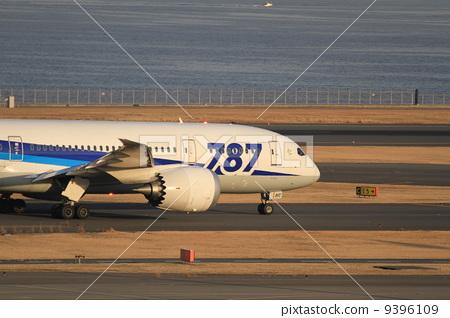 喷气式飞机 飞机 交通工具