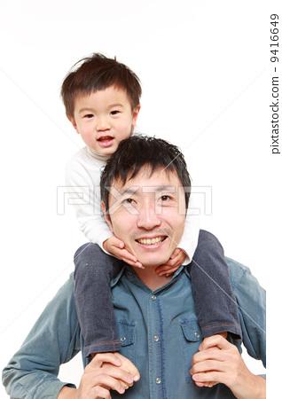 父母和小孩 小孩子 日本人  图库照片#9416649 授权信息此素材有模特