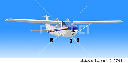 谐声飞机 飞行 蓝天
