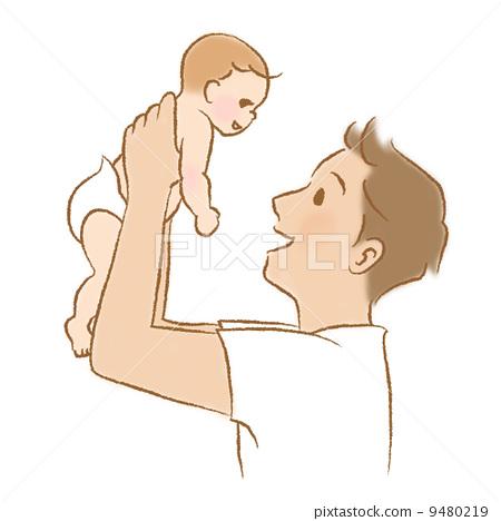 插图素材: 怀孕 孕妇 育儿