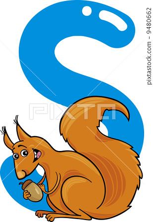 动物 stock 插图