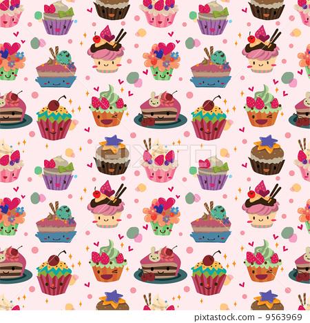 蛋糕 甜品 背景