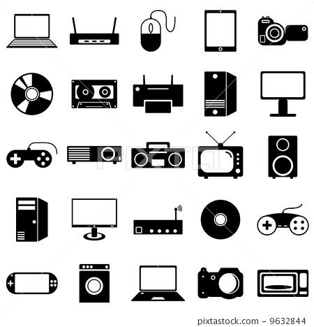 矢量照相机_复古照相机矢量图_照相机图标矢量图_亿库