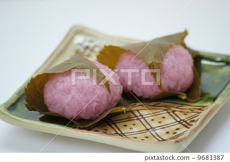 日本糖果 樱花年糕 京果子